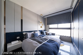 装修设计 装修完成 现代风格 英式风格 新古典 卧室图片来自幸福空间在430平,豪宅推手 打造企业主会所的分享