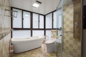 欧式 二居 白领 小资 卫生间图片来自在纸短情长,有个人在悄悄地爱着你的分享