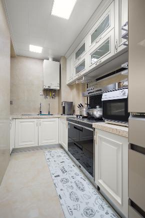 欧式 二居 白领 小资 厨房图片来自在纸短情长,有个人在悄悄地爱着你的分享