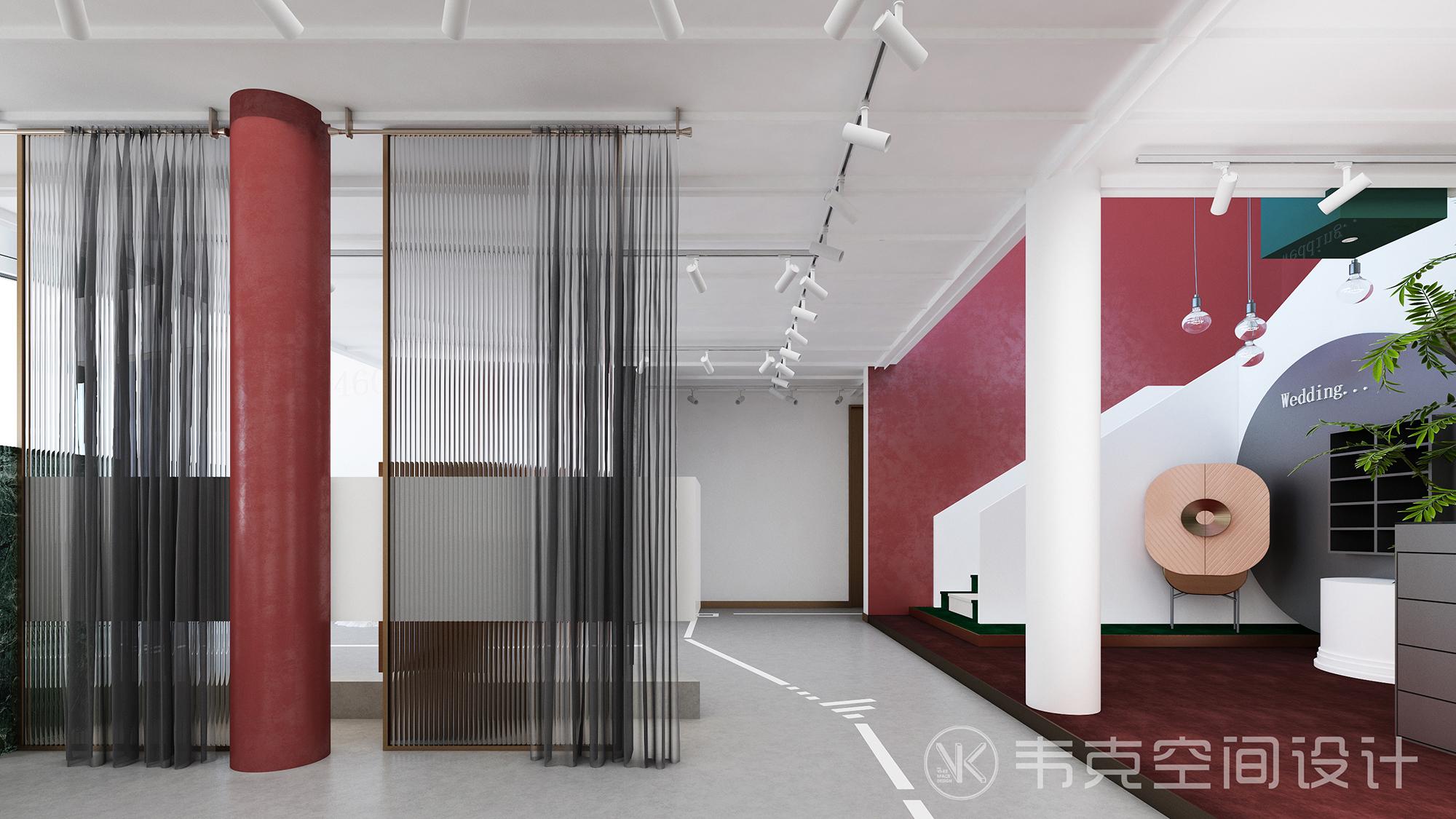 客厅图片来自韦克空间设计在韦克丨颜值美学·以匠心致真心的分享
