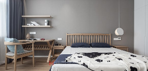 卧室图片来自禾景大陈设计在寻梦·归心的分享