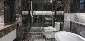 卫生间图片来自禾景大陈设计在寻梦·归心的分享