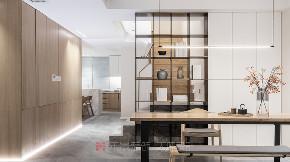 楼梯图片来自禾景大陈设计在寻梦·归心的分享