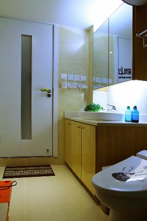 卫生间图片来自飞雁空间设计在晓居的分享