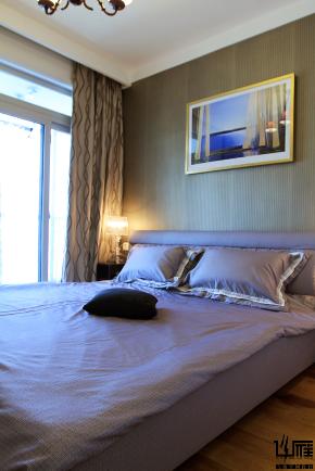 卧室图片来自飞雁空间设计在晓居的分享