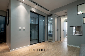 收纳 二居 旧房改造 久栖设计 北欧 简约 客厅图片来自久栖设计在合理规划空间,使生活条理清晰的分享