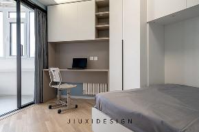 收纳 二居 旧房改造 久栖设计 北欧 简约 儿童房图片来自久栖设计在合理规划空间,使生活条理清晰的分享