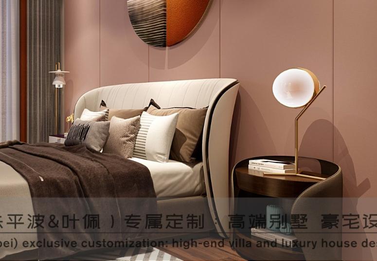 港式轻奢 朱平波 高端设计 成都装修 大平层 儿童房图片来自朱平波在华润金悦湾-港式轻奢的分享