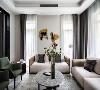 新中式轻奢风格别墅设计作品,上海腾龙别墅设计作品,欢迎品鉴