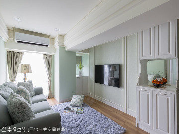 76平,老公寓变美宅!