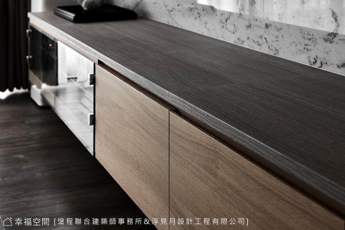 装修设计 装修完成 现代风格 标准格局 厨房图片来自幸福空间在102平, 打造三代同堂健康机能宅的分享